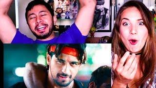 MARJAAVAAN | Trailer Reaction | Riteish Deshmukh, Sidharth Malhotra | Jaby Koay Miriam Macip