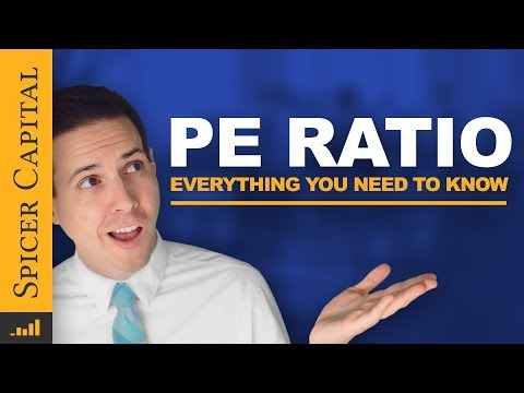What is (🤔 and how to calculate) the PE Ratio?