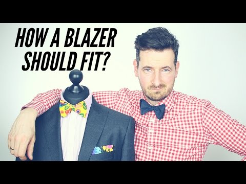 How Your Suit Should Fit in 2017. Suit Shoulder Fit. Suit Jacket Sleeve Length