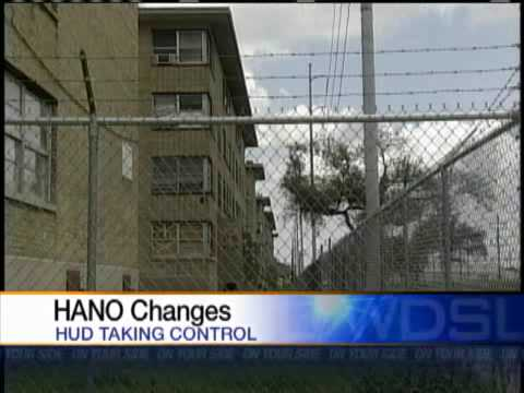 HANO Leaders Ousted; Feds Making Changes