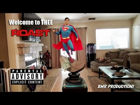 Welcome to the ROAST of Superman Christopher Reeve Premium Format by Sideshow Collectibles