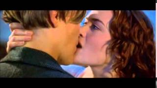 Titanic kisses   YouTube