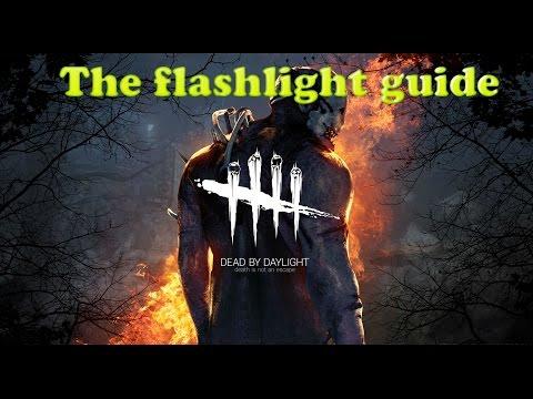 Dead by daylight flashlight guide