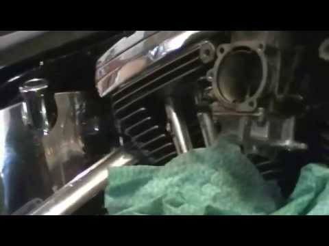 Harley Davidson EVO accelerator pump diaphragm replacement