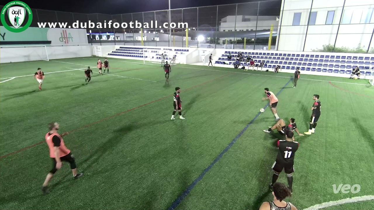 Adrenaline –Wehdat - DAFL Spring 7 a side. La Liga Week 7 www.dubaifootball.com