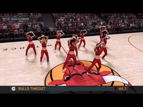 NBA 2K16 - 01 Lakers vs. 98 Bulls - PC Gameplay - GTX 980M 60FPS - Asus ROG