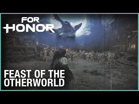 For Honor: Feast Of The Otherworld Halloween Event | Trailer | Ubisoft [NA]
