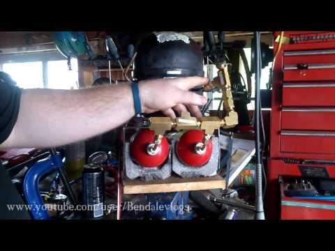homemade CO2 compressor