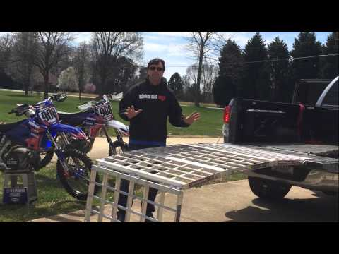 Product Review: The Shark Kage Dirt Bike Loading Ramp