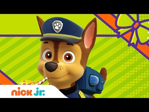 PAW Patrol's Special Happy Birthday Song 🎉  | Nick Jr. Music