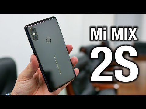 Xiaomi Mi MIX 2S Unboxing & First Impressions: Hello Beautiful!