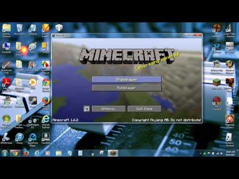 How to get Minecraft 1.6.2 FULL and FREE