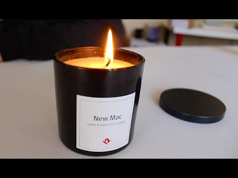 New Mac Scented Candle?