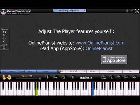Paul McCartney - New - Piano Tutorial (Easy Version)