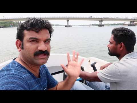 Kochi Marine drive Boating