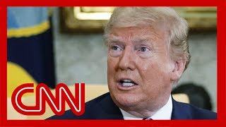 Trump on attacking Iran: You'll find out