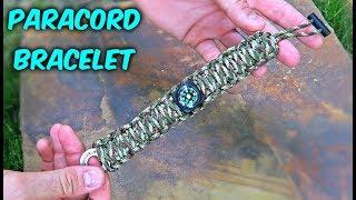 Testing Survival Paracord Bracelet