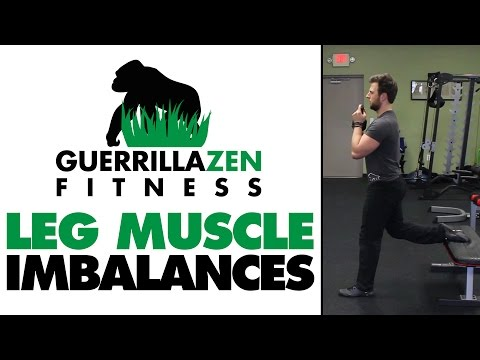 How To FIX Leg Muscle Imbalance | Unilateral Correctives