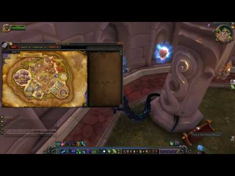 How to get from Broken Isles to Pandaria Horde Legion Beta