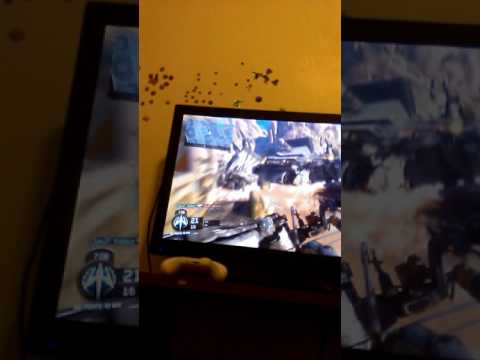 Playing Black Ops 3 on Xbox One S