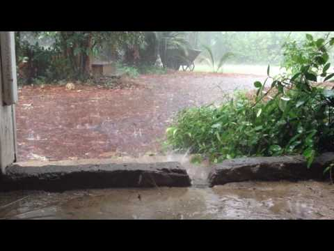 10 Minutes Of Relaxing Thunderstorm