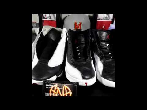 Restore Jordan 12 playoff 12s Jordans 13 13s He got game