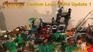 Avengers: Endgame LEGO World Update #1 - PakVim net HD