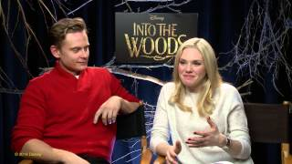 Download INTO THE WOODS - Interview with MacKenzie Mauzy and Billy Magnussen Video