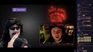 Dr. Disrespect Triggers Timthetatman in Overwatch