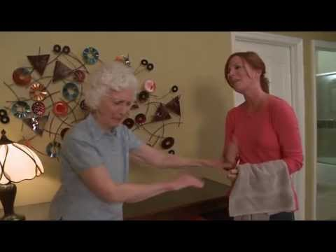 Caregiver Training: Refusal to Bathe | UCLA Alzheimer's and Dementia Care