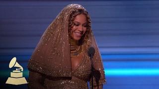 Download Beyoncé Wins Best Urban Contemporary Album | Acceptance Speech | 59th GRAMMYs Video