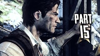 The Evil Within Walkthrough Gameplay Part 15 - Giants (PS4)