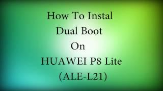 HUAWEI P8 Lite | Dual Boot | ALE-L21