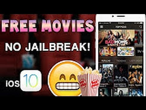 Watch Movies FREE on any iOS -NO Jailbreak- Iphone/Ipad/Ipod Touch