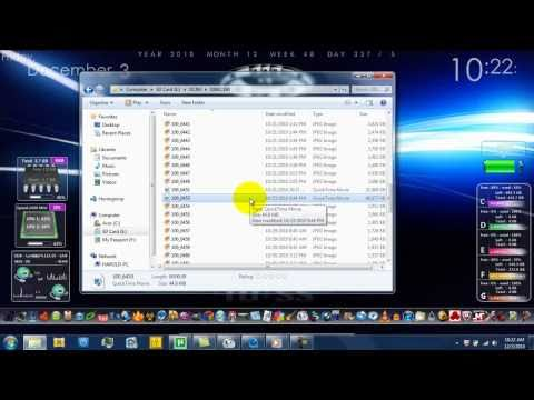 How to convert Quicktime (MOV) format videos to (WMV, AVI ect. ) with Format Factory