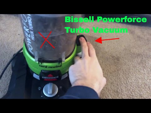 ✅  How To Use Bissell PowerForce Helix Turbo Vacuum Review