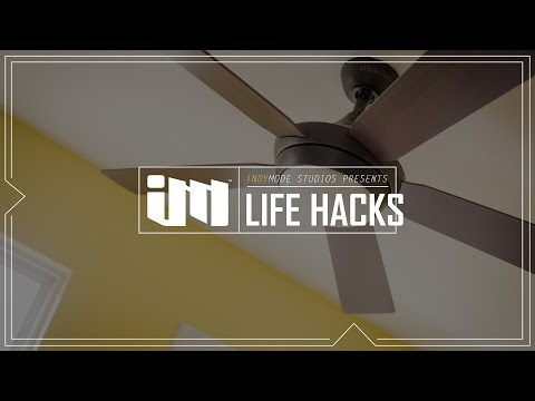 Life Hack: Allen Roth, Remove Light Fixture Cover to Change Light Bulb Easy