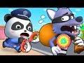Little Cop KIKI Police Cartoon Firefighter Song Sick Song Kids Songs Kids Cartoon BabyBus