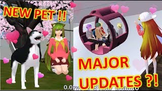 [School Girls Simulator] PET DOGS + HOLIDAY SKIING AND MORE!! [UPDATE 26.10.2018]