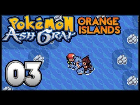 Pokémon Ash Gray | The Orange Islands - Episode 3