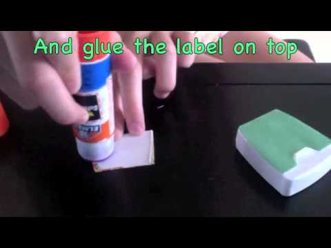 How to make a Crayon box for your AG dolls!