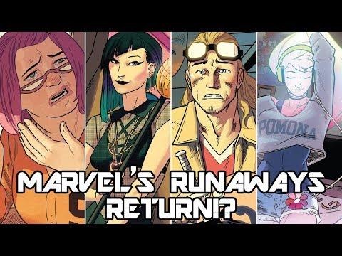 MARVEL'S RUNAWAYS RETURN - Runaways: Find Your Way Home - Part 1