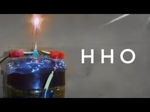 how to make a hydrogen generator / HHO TUTORIAL