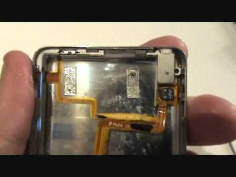 iPod Video 5th Gen Headphone Jack Replacement One Ear Sound | GadgetMenders.com