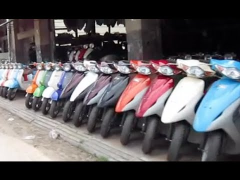 Second hand motorcycles in Cambodia   motorcycle shops in Phnom Penh Cambodia