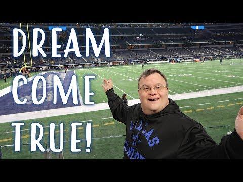 TIMS DREAM CAME TRUE|