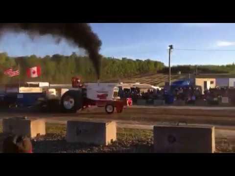 Teachers pet  pull tractor