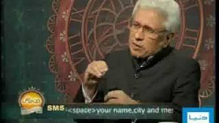 Ahmadiyya Important Questions, Answers by Ghamidi