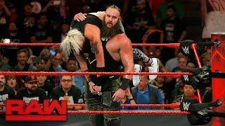 Braun Strowman demolishes Enzo Amore: Raw, Sept. 18, 2017