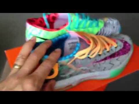 What The KD 6 (pick up and review)